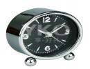 【懒人闹钟】YKO创意家居创意金属闹钟不锈钢创意闹钟日式钟表懒人闹钟