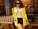 【中长款针织衫女】韩版长袖大码开衫中长款针织衫女式夏季防晒衣空调外搭披肩外套薄