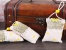 【小礼品】天然麻布衣柜创意香草包小礼品驱虫防霉防潮去异味香薰包香袋香囊