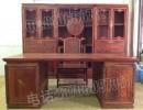 老挝大红酸枝酒柜图片