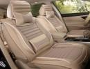 【养生汽车坐垫】米奈尔亚麻四季养生汽车坐垫东风风行杰路驰景逸SUV景领驭座椅套