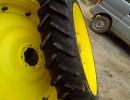 高品质人字花纹拖拉机车轮胎750-16