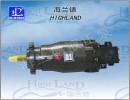 陕汽德龙F3000水泥搅拌车液压泵修理厂家