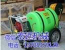 林业植保机械 高压打药喷雾机 多功能手推式打药机厂家