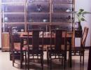 非洲花梨木茶桌 中式实木功夫茶台茶几 明式客厅泡茶桌茶台 红