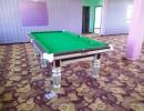 石嘴山星爵士精品钢库台球桌优质木材质保十年