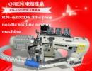 供应进口奥玲RN6200纯棉T恤衫拼缝机