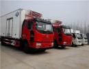 日照冷藏车保温车,厢式冷藏货车价格,300马力