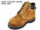 高帮翻毛劳保鞋电焊鞋车床工玻璃鞋轮胎底工作鞋