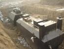 地埋式生活污水处理设备,一体化生活污水处理设备,小区生活污水