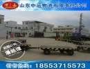 北京市物流拖车定制_平板拖车供应_厂区货物运输专用板车