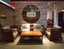 浙江东阳红木家具/雍王府红木 刺猬紫檀 新中式沙发