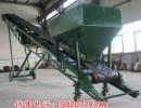 砂石料输送机 防滑带食品式输送机 石灰料皮带输送机 x4