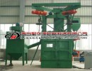 Q378吊钩式抛丸机生产厂家供应车轮、汽摩零部件表面除锈清理