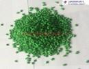 PP填充色母粒 绿色色母粒  上海塑胶颜料