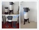 UPVC全塑滤袋式过滤器,PVC塑胶袋式过滤器,上海虑达供应