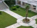 人造草坪仿真草坪塑料假草坪幼儿园人工草皮楼顶绿化