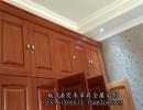 重庆明伟家具厂|红橡原木衣柜|橡胶木木衣柜|杉木衣柜定制