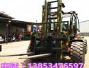 供应青岛  3吨以上越野铲车  实心轮胎越野叉车