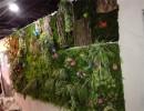 仿真植物墙绿化墙体仿真草坪仿真绿植装饰绿色植物背景