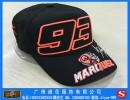 广州帽子厂家帽子订制鸭舌帽子93刺绣字母帽子