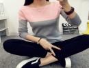 广州地摊货源时尚韩版毛衣便宜女式打底衫低价批发