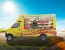 餐饮售卖车―厢式售货车