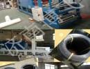 %普通级轿车轮胎捆包机AB轮胎过膜包装机