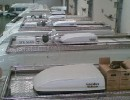 青州客车空调安装维修。校车空调