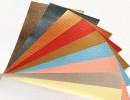 生产加工压纹纸 热压变色纸珠光纸厂家生产加工