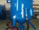 安阳小型手动喷砂设备 鹤壁机械件专用喷砂机