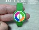 【厂家定做】PVC手环手腕带 韩式风格 卡通造型