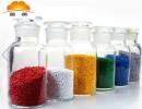 PVC绝缘色母粒 阻燃PVC色母料 适用于管材的硬性彩色母粒