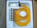PLC光分路器 光纤分光器光分路器 光纤耦合器 拉锥分光器