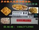 素鸡豆制品加工设备 牛排豆皮机加工设备 济宁富民机械