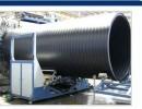 PE克拉管生产设备PE钢带缠绕管挤出设备青岛佳森高效优质
