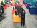 单人操作的小型钢筋套筒连接机不用焊接的螺纹钢筋冷挤压机