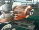 昆山T2紫铜带规格 400mm超宽T2紫铜带供应