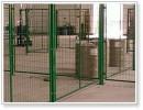 车间隔离网 仓库隔离带 车间防护网 车间围栏网 车间护栏网