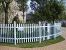 供甘肃围栏和兰州pvc草坪围栏销售