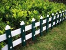 pvc塑钢草坪护栏价格/
