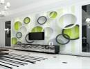 家装建材PVC板材衣柜木板平板UV打印机 竹木纤维板立体平板