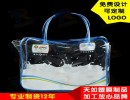 耐用手提PVC塑料袋 PVC化妆袋 透明PVC收纳袋