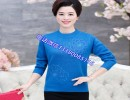 修身包臂十三行女士毛衣、广州开衫毛衣外套批发