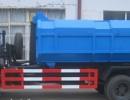 云南福田时代车厢可卸式垃圾车|勾臂垃圾车|密封垃圾车|拉臂垃