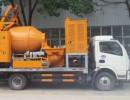贵州陕汽德龙8-12方混凝土搅拌运输车