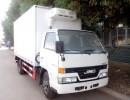 西藏厢式低速货车