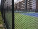 安首护栏网厂家供应体育场围网 车间隔离网 PVC塑钢围网