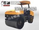 陕西渭南四吨轮胎式压路机 压实力可达6T单钢轮压路机