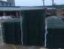PVC护栏  塑钢护栏   草坪护栏